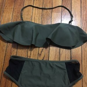Express two piece swimsuit